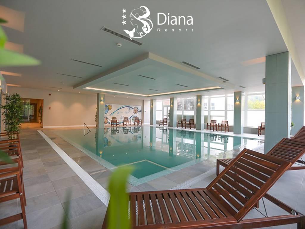 Poza Craciun in Baile Herculane! Diana Resort 3* te asteapta cu pachete de 4/5 nopti cu ALL INCLUSIVE, obiceiuri traditionale de Craciun si acces la magnificul spa Diviana! 3