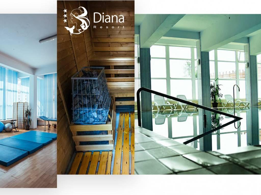 Poza Craciun in Baile Herculane! Diana Resort 3* te asteapta cu pachete de 4/5 nopti cu ALL INCLUSIVE, obiceiuri traditionale de Craciun si acces la magnificul spa Diviana! 4