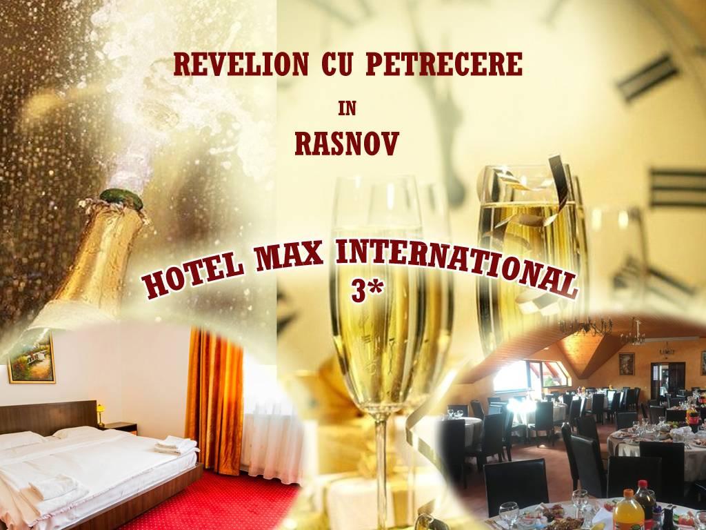 Poza Revelion 2019 langa Cetatea Rasnov! Hotel Max International 3* te asteapta cu 3 sau 4 nopti cu Pensiune Completa ( mic dejun +pranz+cina), Petrecere de Revelion si muzica Live in fiecare seara! 3