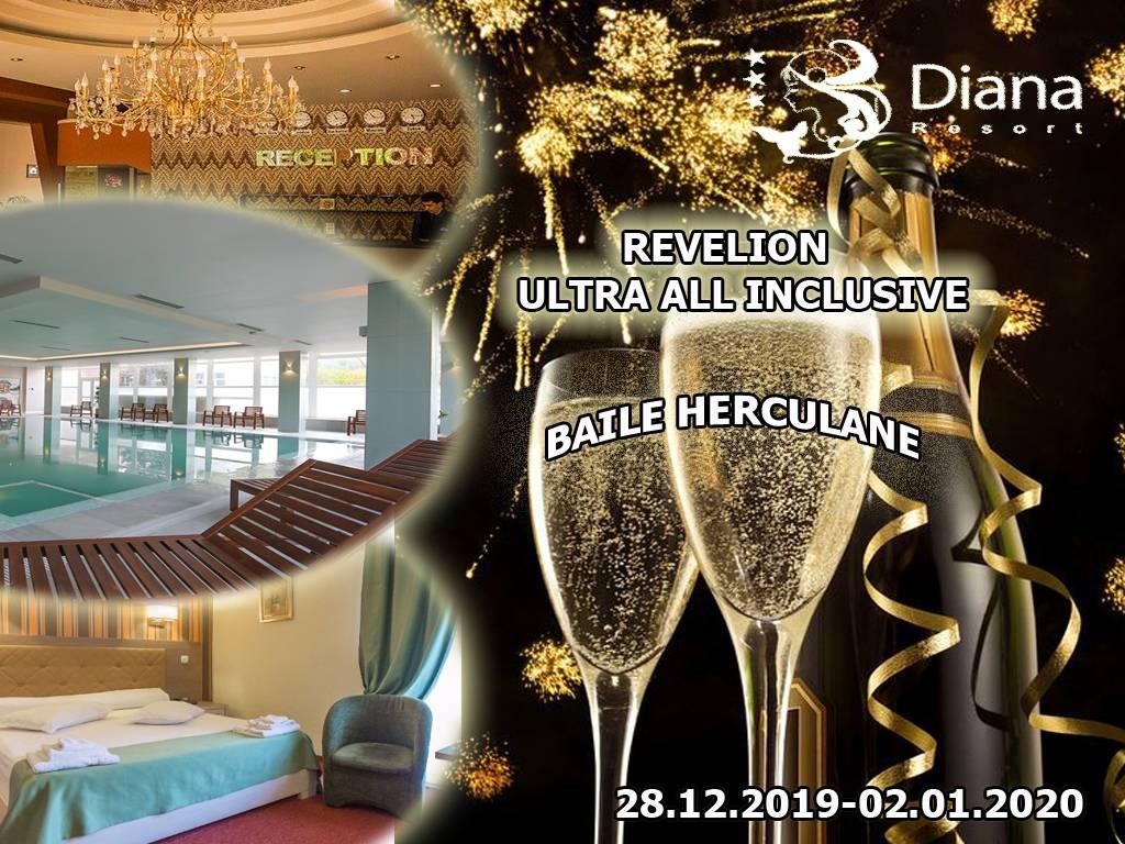 Poza Revelion in Baile Herculane! Diana Resort 3* te asteapta cu pachete de 4/5 nopti cu ALL INCLUSIVE si acces la magnificul spa Diviana! 1