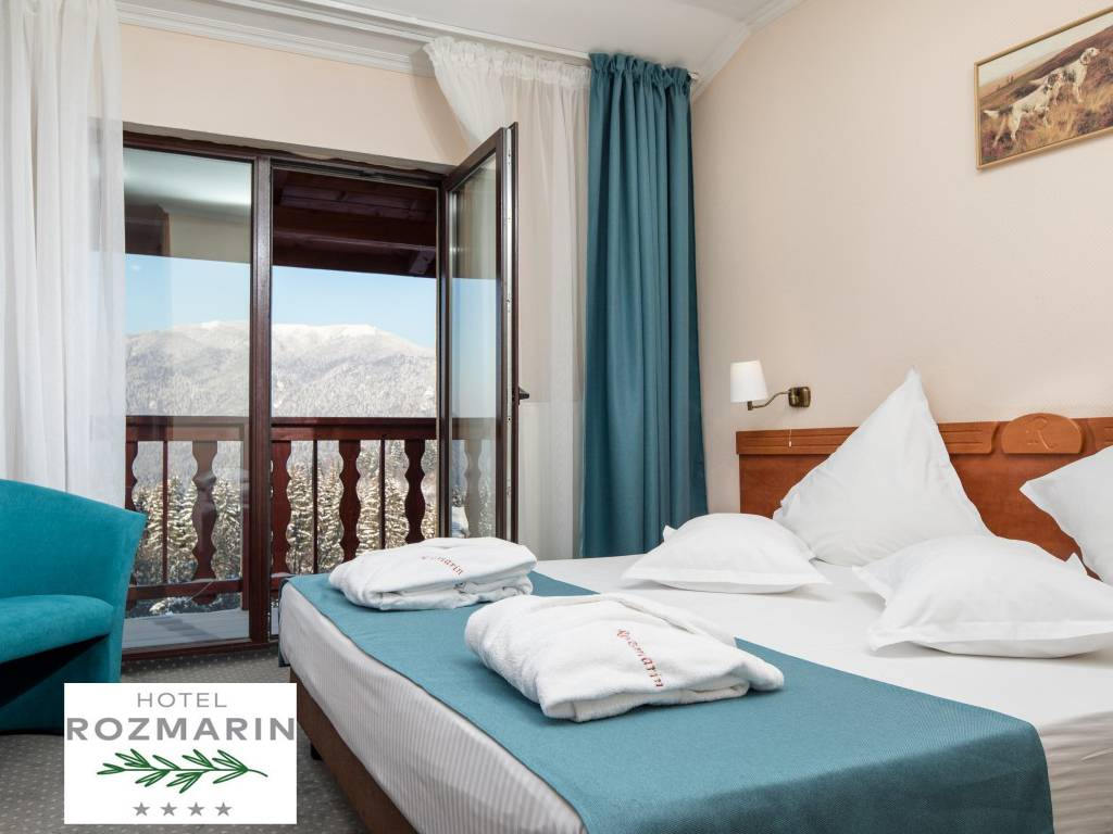 Poza Sejur de neuitat in Predeal, Hotel Rozmarin 4* ! Ai pachete de 2 pana la 7 nopti cu Mic dejun sau Demipensiune si acces la Sauna! Pana pe 20 Decembrie 2019 3