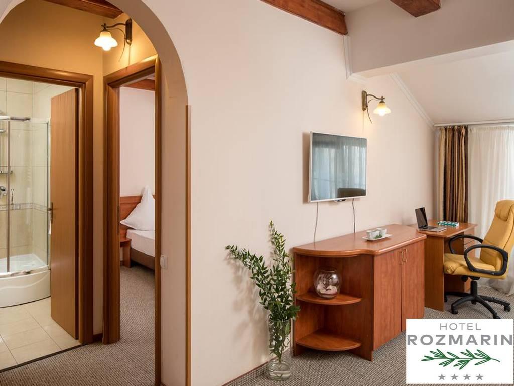 Poza Sejur de neuitat in Predeal, Hotel Rozmarin 4* ! Ai pachete de 2 pana la 7 nopti cu Mic dejun sau Demipensiune si acces la Sauna! Pana pe 20 Decembrie 2019 7