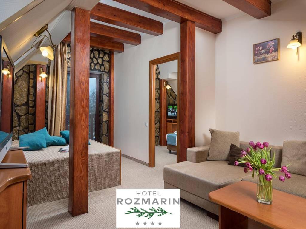 Poza Sejur de neuitat in Predeal, Hotel Rozmarin 4* ! Ai pachete de 2 pana la 7 nopti cu Mic dejun sau Demipensiune si acces la Sauna! Pana pe 20 Decembrie 2019 9