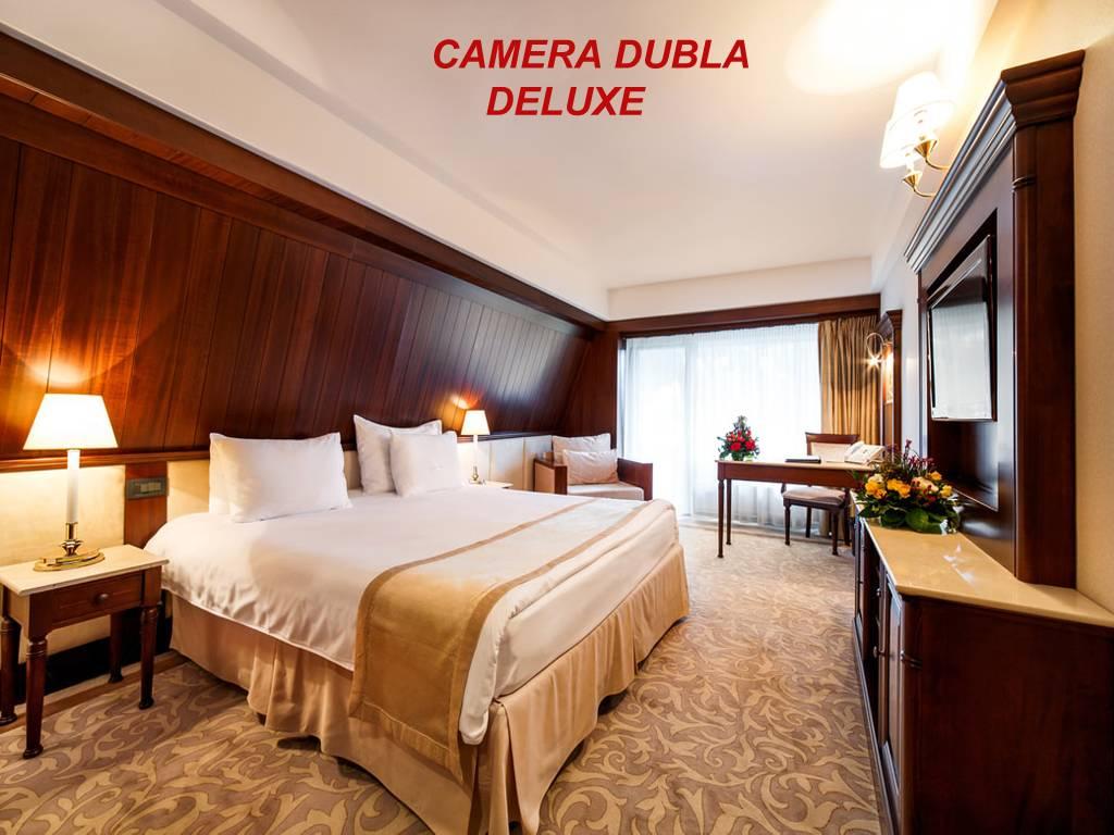 Poza Sejur de vis in Sinaia! Hotel International 4* Sinaia te asteapta cu pachete speciale de 1-5 nopti cu mic dejun si acces la minunatul SPA al hotelului! Pachete valabile pana pe 22 Decembrie 2019