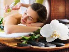 Poza Masaj de Cuplu: masaj relaxare +reflexogen, atmosfera romantica 1