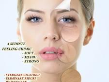 Poza Peeling Chimic Medical: Soft, Mediu sau Strong cu acid glicolic, fitic, salicilic, lactic, TCA! 4 sedinte la pret promotional! Clinica Medicala Prestige 1