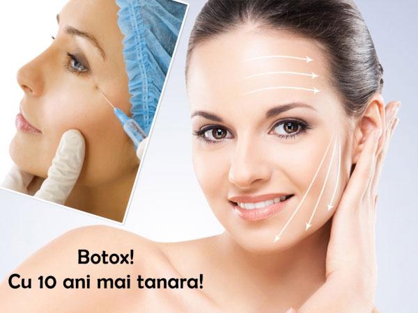 Poza Botox Premium pt 1 sau 2 zone! Intinerire cu 10 ani, efect 6 luni!   1