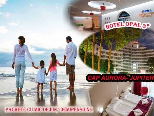 Poza Concediu de vis in Cap Aurora! Hotel Opal 3* te asteapta cu pachete de 1,2,3,4,5,6, sau 7 nopti cu Mic dejun sau Demipensiune in perioada 15 Iunie-15 Septembrie 2019 2