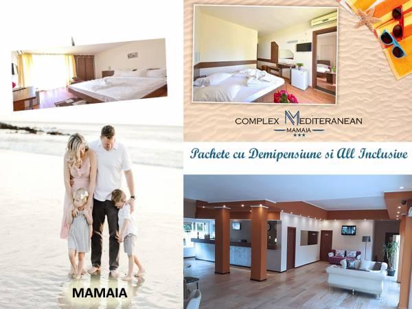 Poza Concediu in Mamaia! Complex Mediteranean Mamaia  3*: mic dejun/ demipensiune/ all inclusive 2, 3, 4, 5, 6 sau 7 nopti, 04 Mai - 20 Septembrie 2020 1