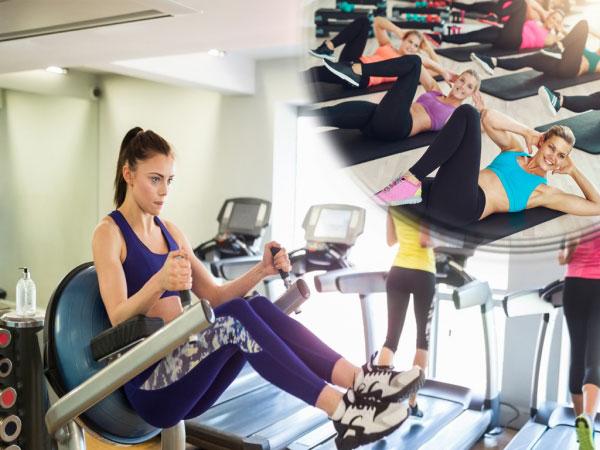 Poza Fii in forma! 1 sau 2 luni aerobic/fitness nelimitat!  1