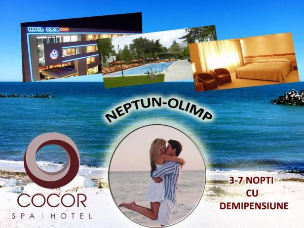 Poza Hotel Cocor Spa 4* Olimp-Neptun! Pachete speciale pentru 3-7 nopti cu Demipensiune si Piscina! 29 Mai -13 Septembrie 2020.  1