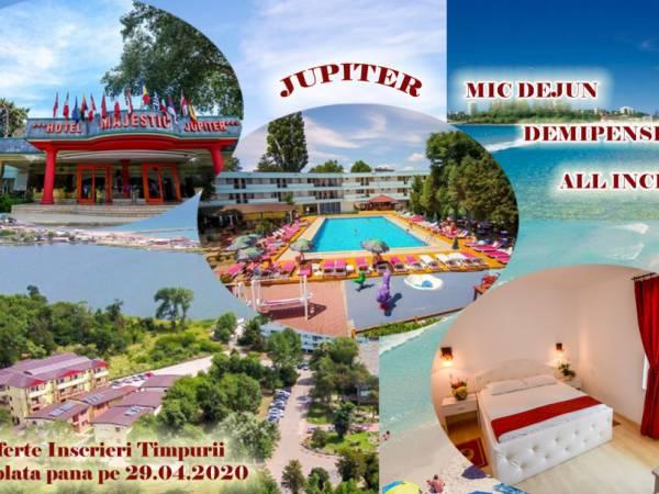 Poza Hotel Majestic 3*, Jupiter ! Intre 1 si 7 nopti cu Mic dejun/Demipensiune/All Inclusive si Piscina exterioara. Inscrieri Timpurii ( pana pe 29.04.2020) 1