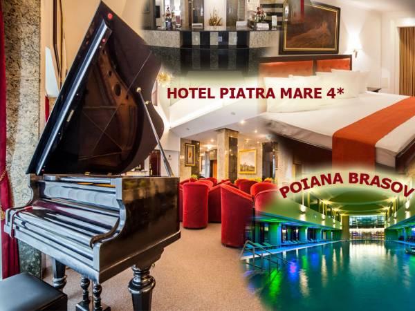 Poza Piatra Mare, 4*! Cazare 1, 2, 3 nopti  pt 2, mic dejun si piscina+spa! Pana pe 20 Decembrie 2019 17