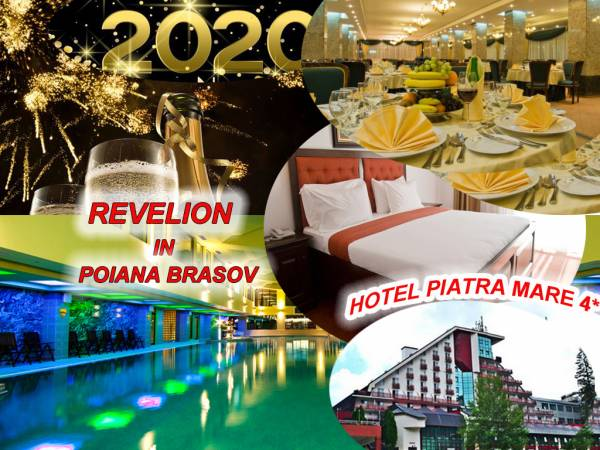 Poza REVELION  de 4* in Poiana Brasov, Hotel Piatra Mare! 3 nopti, Mic dejun, Cina festiva si petrecere de Revelion, Brunch 01 Ian, Cina festiva si muzica live in 01 Ian si SPA!  30 Dec-2 Ian 1