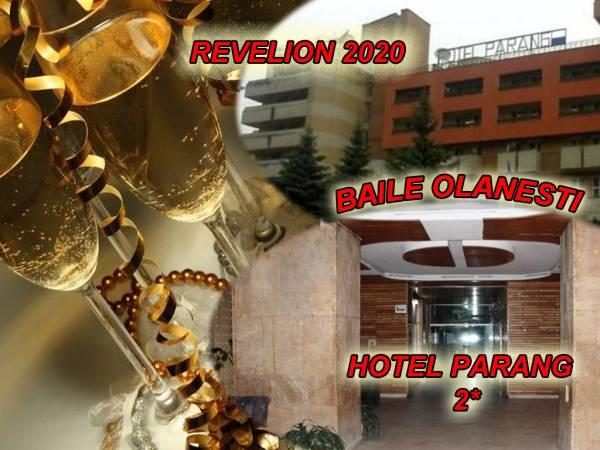 Poza Revelion in Baile Olanesti! Hotel Parang 2* te asteapta cu pachete de 3, 4 sau 5 nopti cu mic dejun, pranz si Cina festiva de Revelion! 28 Dec-02 Ian 1